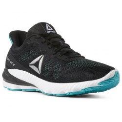 Женские кроссовки для бега на длинные дистанции OSR SWEET ROAD 2 BLACK|TEAL Reebok CN6550