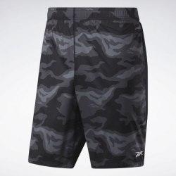 Мужские шорты WOR COMM PRINTED SH BLACK Reebok FP9085