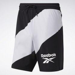 Мужские шорты WOR WOVEN GRAPHIC S BLACK Reebok FJ4061