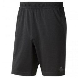 Мужские шорты RC Speedwick Short BLACK|GRAV Reebok DU5070