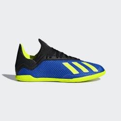 Детские футзалки X TANGO 18.3 IN J FOOBLU SYE Adidas DB2425