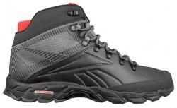 Мужские треккинговые ботинки TRAIL CHASER II MID BLACK|RED Reebok V70808