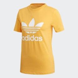 Женская футболка TREFOIL TEE REAGOL Adidas DH3178 (последний размер)