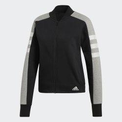 Женский реглан W SID JACKET BLACK MGRE Adidas EB3765