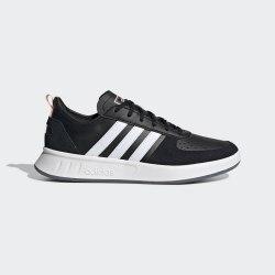 Женские кроссовки COURT80S CBLACK|CBL Adidas EE9833