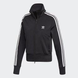 Женская олимпийка FIREBIRD TT BLACK WHIT Adidas FM3269