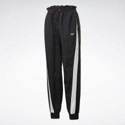 Женские штаны SH Woven Pant BLACK Reebok FI6807