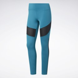 Женские леггинсы WOR Mesh Tight SEATEA Reebok FJ2763