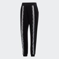 Женские брюки джоггеры CUFFED PANTS BLACK Adidas GI0981