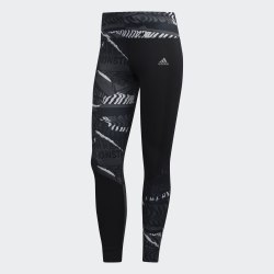 Женские леггинсы OWN THE RUN TGT GRETHR|GRE Adidas ED9301