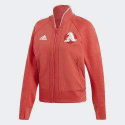 Женская куртка бомбер W VRCT JK GLORED Adidas FI9213