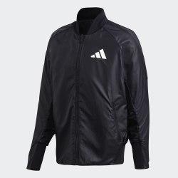 Мужская куртка бомбер оверсайз M VRCT Oversize BLACK Adidas FK0976