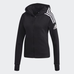 Женское худи W ZNE Hd BLACK Adidas FL1959