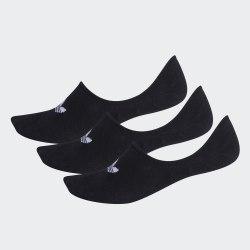 Комплект низких носков (3 пары) LOW CUT SOCK 3P BLACK Adidas FM0677