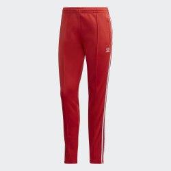 Женские брюки SS TP LUSRED|WHI Adidas FM3319