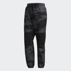 Мужские штаны M MH WVN PNT BLACK GRES Adidas FM5433