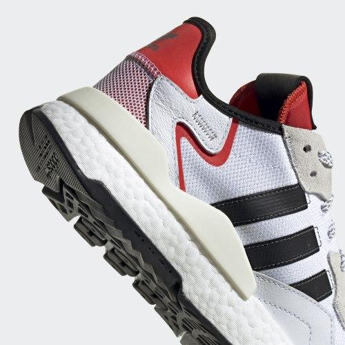 Мужские кроссовки NITE JOGGER FTWWHT|CBL Adidas EH1293