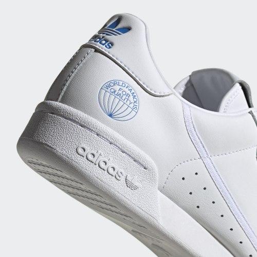 Мужские кроссовки CONTINENTAL 80 FTWWHT|FTW Adidas FV3743