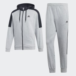 Мужской спортивный костюм MTS CO ENERGIZE MGREYH|BLA Adidas DV2442