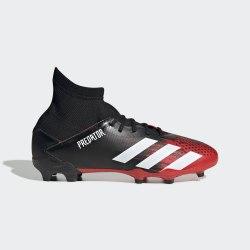 Бутсы PREDATOR 20.3 FG J CBLACK FTW Adidas EF1930
