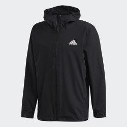 Мужская куртка BSC 3S RAIN.RDY BLACK Adidas FI0574