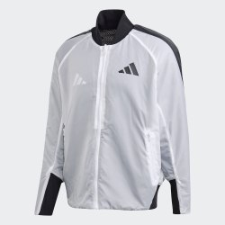 Мужская куртка бомбер оверсайз M VRCT Oversize WHITE Adidas FI4688