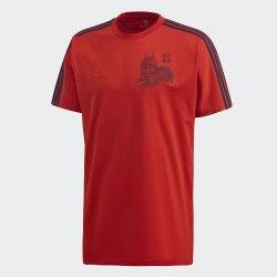 Мужская футболка FCB CNY TEE FCBTRU Adidas FI6235
