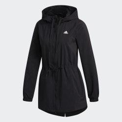 Женская куртка IKAT WVN JACKET BLACK Adidas FJ6093