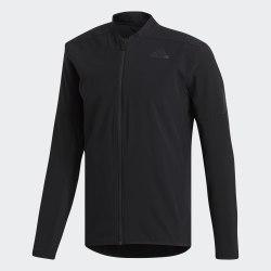 Мужская куртка для фитнеса AERO 3S JKT BLACK Adidas FJ6138