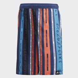 Детские шорты для плавания YA AOP SHORTS TECIND Adidas FL8717