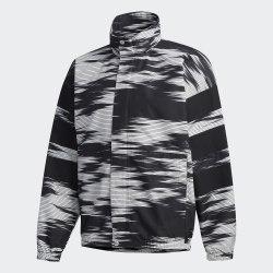 Мужская куртка M MH GRA JKT BLACK|ORBG Adidas FM5452