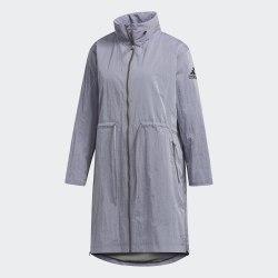 Женская куртка JKT WV TRAVEL GRETHR|BLA Adidas FM9298