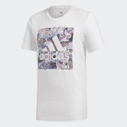 Мужская футболка Doodle BoS WHITE Adidas FN1752