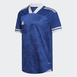 Мужская игровая футболка CONDIVO20 JSY ROYBLU|WHI Adidas FT7258