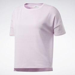 Женская футболка TS TEE PERF MESH PIXPNK Reebok FK7102