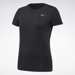 Женская футболка OSR SS AC TEE BLACK Reebok FL0081