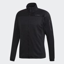 Мужская флисовая куртка Stockhorn Fl J BLACK Adidas CY8684 (последний размер)