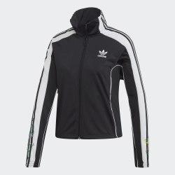 Женская олимпийка TRACKTOP BLACK Adidas ED4780