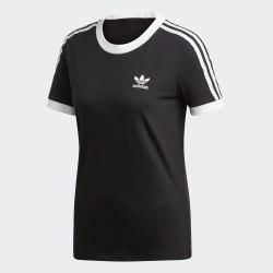 Женская футболка 3 STR TEE BLACK Adidas ED7482