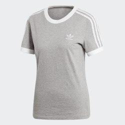 Женская футболка 3 STR TEE MGREYH Adidas ED7593