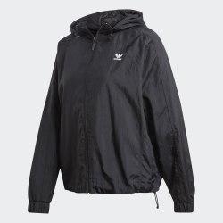 Женская ветровка WINDBREAKER BLACK Adidas FL4126