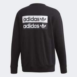 Мужской реглан F A CREW BLACK Adidas FM2262