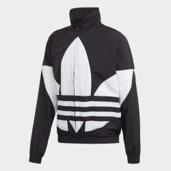 Мужская олимпийка BG TREFOIL TT BLACK Adidas FM9892