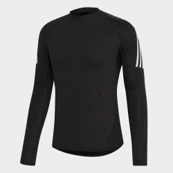 Мужской лонгслив ASK SPR LS 3S BLACK Adidas DW8481