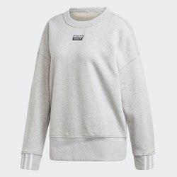Женский реглан SWEATSHIRT LGREYH Adidas ED5846