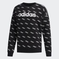 Мужской реглан M FAV TS SW BLACK|WHIT Adidas FM6077