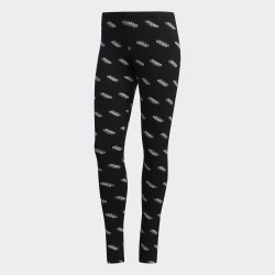 Женские леггинсы W FAV TIGHT BLACK|GRES Adidas FM6193