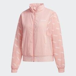 Женская куртка бомбер W FAV TT WV GLOPNK|WHI Adidas FM6200
