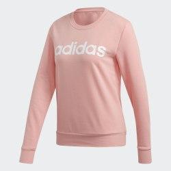 Женский реглан W E LIN SWEAT GLOPNK WHI Adidas FM6433