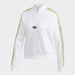 Женский реглан W WMN SWT WHITE YELT Adidas FT8688